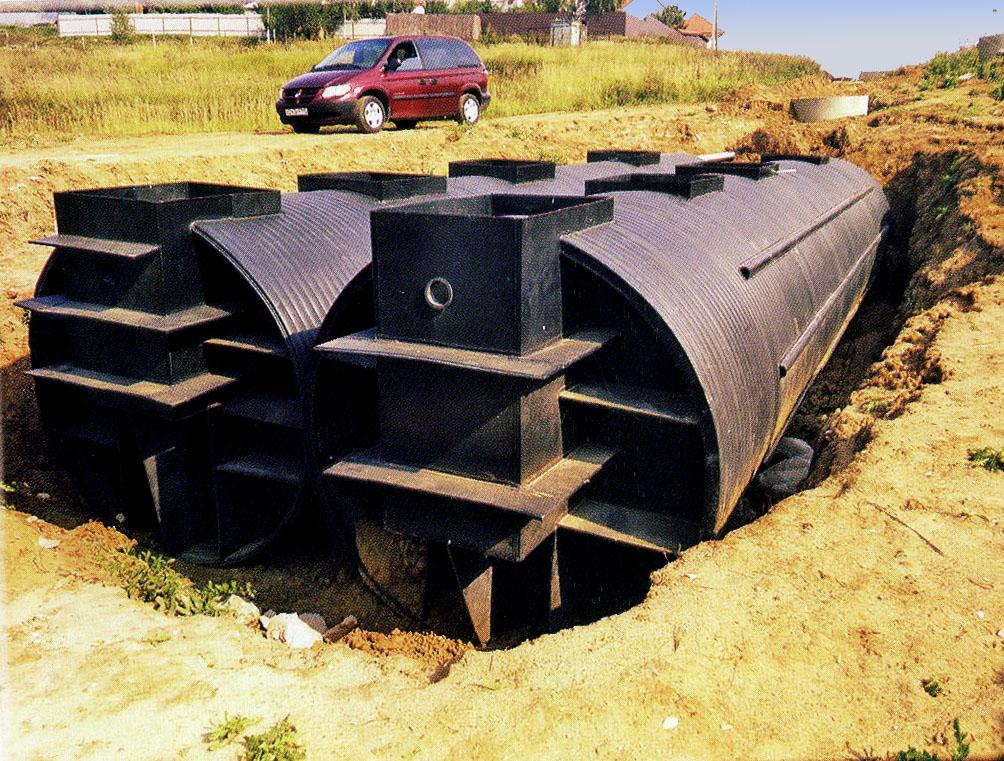 Установки очистки поверхностных сточных вод модельного ряда «Рост нпром®-ЛС»