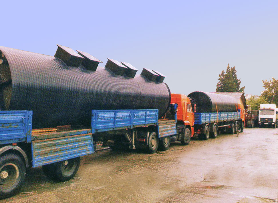 Установки биологической очистки сточных вод «РостИнпром®-БС».