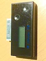 Беспроводной FM модулятор трансмиттер для iPhone 3, 4, iPod, iPad 1-3, Mp3.