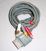 Компонентный HD AV-кабель для XBOX 360 (Оригинал)