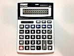 Калькулятор настольный бухгалтерский PROFF DC-8012