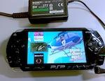 Портативная игровая приставка SONY PSP-1004