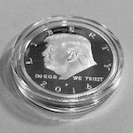 Памятная монета - Дональд Трамп.