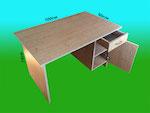 Продам письменный стол б/у, в хорошем состоянии