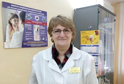 Дурасова Лариса Геннадьевна - врач аллерголог-иммунолог-эндокринолог, терапевт, использующий гомеопатический метод лечения. 2019г.