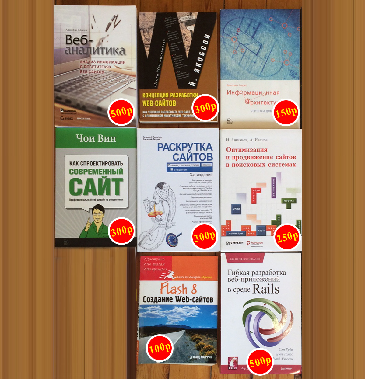 Книги по IT
